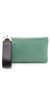 Anya Hindmarch Seymour Zip Top Pouch