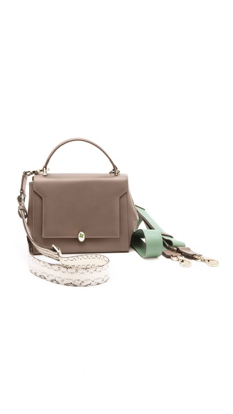 Anya Hindmarch Baxhurst Clover Handbag