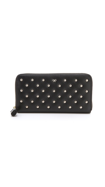 Anya Hindmarch Studded Joss Wallet