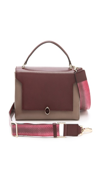 Anya Hindmarch Bathurst Bow Handbag