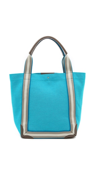 Anya Hindmarch Small Pont Tote - London Blue