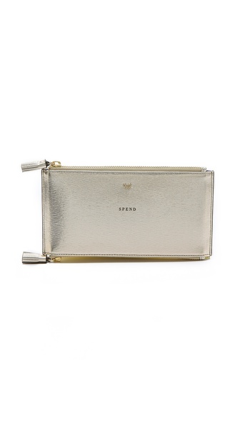 Anya Hindmarch Loose Pocket Spend & Save Bag