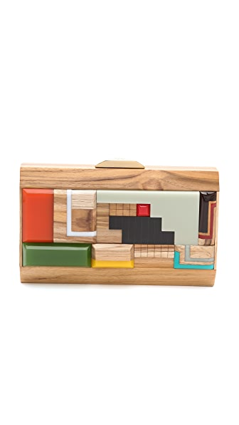 Anya Hindmarch Duchess Clutch