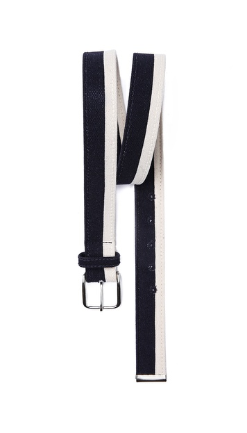Alexander Olch The Upstream Striped Belt