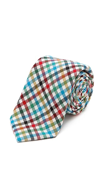 Alexander Olch The T.W. Small Square Necktie