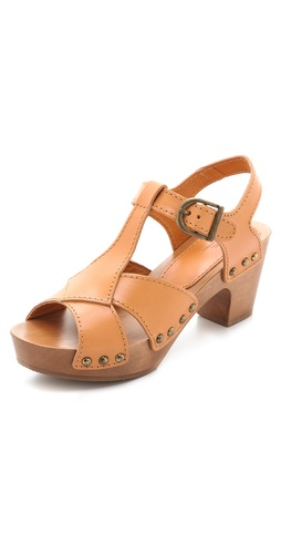A.P.C. Slingback Clog Sandals at Shopbop.com