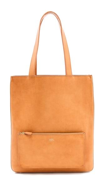 A.P.C. CABAS Bag