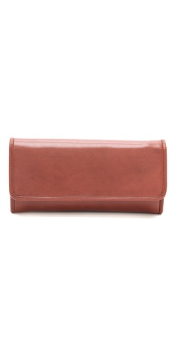 A.P.C. Long Portefeuille Wallet at Shopbop / East Dane