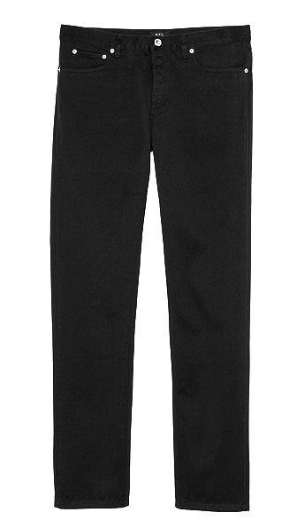 A.P.C. Petit New Standard Gabardine Jeans