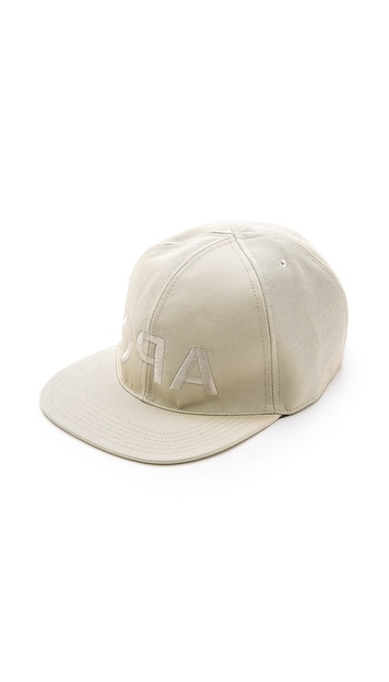 A.P.C. Backwards A.P.C. Cap