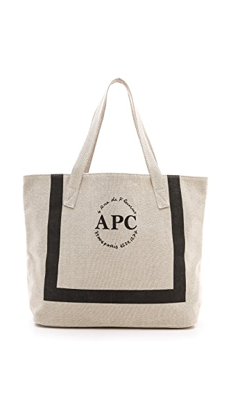 A.P.C. Small Beach Bag
