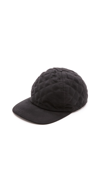 A.P.C. Quilted Cap