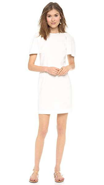 Apiece Apart Bonillas Capelet Dress