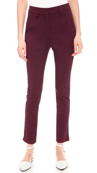 Apiece Apart Camilla High-Waisted Trousers
