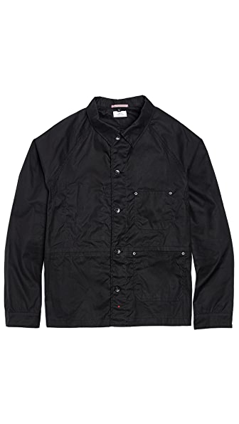Apolis Waxed Work Jacket