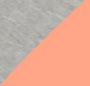 Heather Grey/Fluorescent Pink