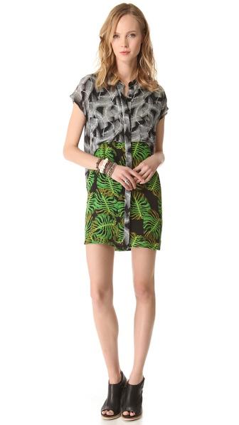 April, May Toffe Mini Dress