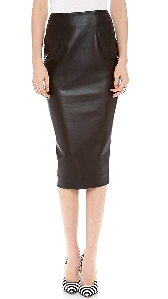 AQ/AQ Wayne Midi Skirt