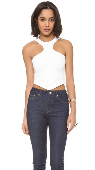 AQ/AQ Mix Crop Top