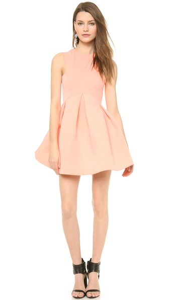 AQ/AQ Broad Walk Mini Dress