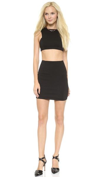 AQ/AQ Chrissy Mini Dress