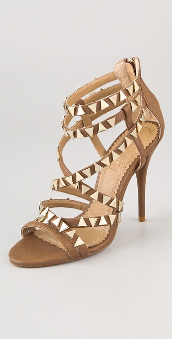 Aquazzura Laure Strappy Sandals