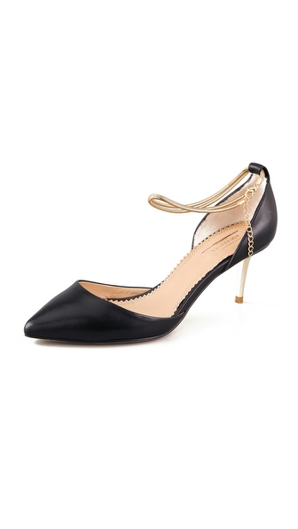 Aquazzura Emmanuelle d'Orsay Pumps