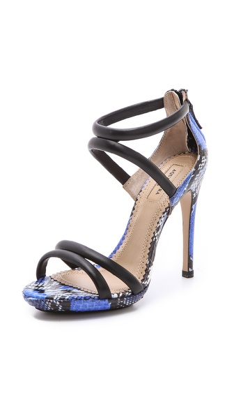 Aquazzura Cheeta Bombe Sandals