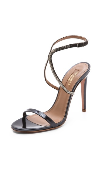 Aquazzura Cannes Chain Sandals
