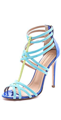 Aquazzura Principessa Strappy Sandals