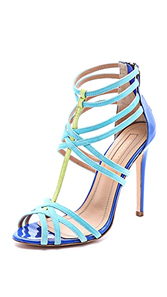Aquazzura Principessa Strappy Sandals