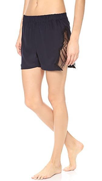 Ari Dein Iris Du Nord Pajama Shorts
