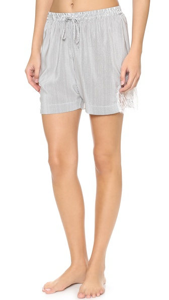 Ari Dein Faberge Shorts - Trans-Siberian Stripe at Shopbop / East Dane