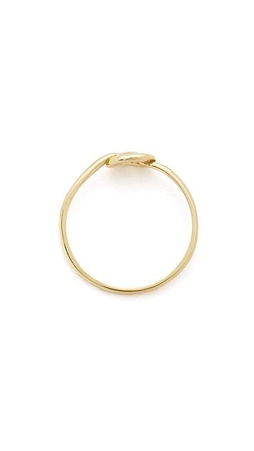 Ariel Gordon Jewelry 14K 金 Love Knot 戒指
