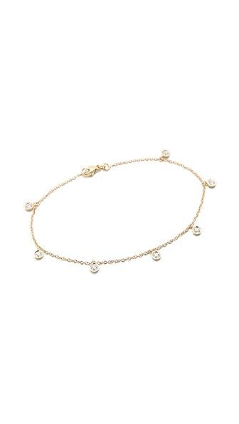 Ariel Gordon Jewelry Diamond Droplet Bracelet