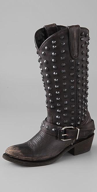 Ash Clash Shod Shaft Boots