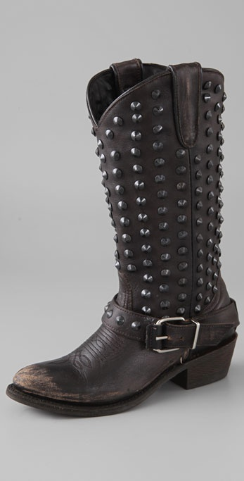 Ash Clash Shod Shaft Boots