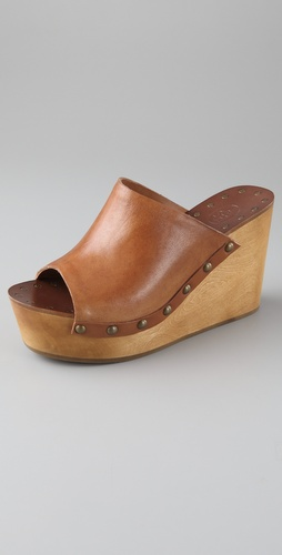 Ash Venus Wedge Slide Sandals