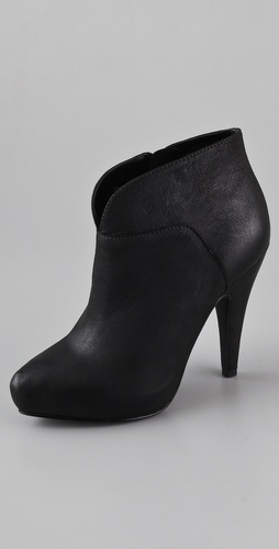 Ash Diana Platform Booties