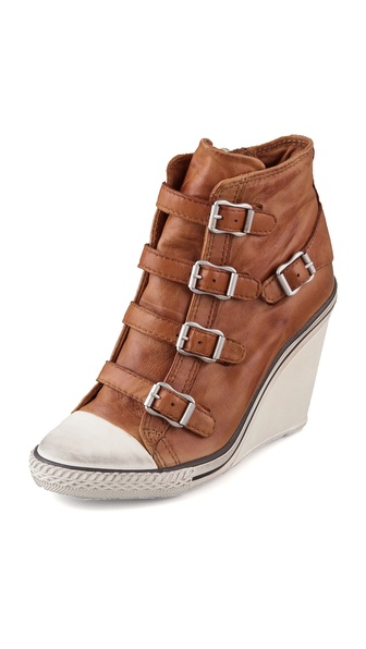 Ash Virgin Bis Buckle Sneakers