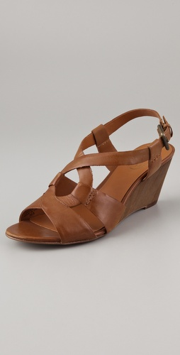 Ash Kadiah Wedge Sandals
