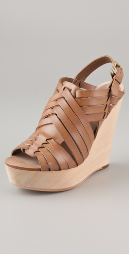 Ash Oman Harachi High Wedge Sandals