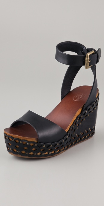 Ash Vanina Wedge Sandals