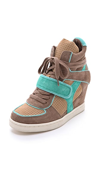 Ash Coca Wedge Sneakers