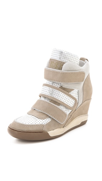 Ash Alex Hidden Wedge Sneakers