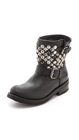 Ash Titanic Studded Boots