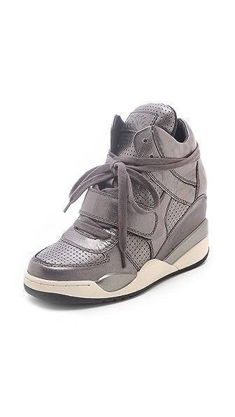 Ash Funky Wedge Sneakers