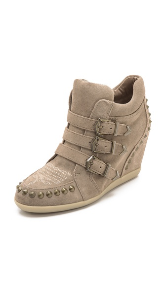 Ash Bobos Wedge Sneakers