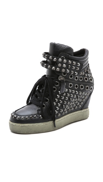 Ash Blondie Studded Sneakers