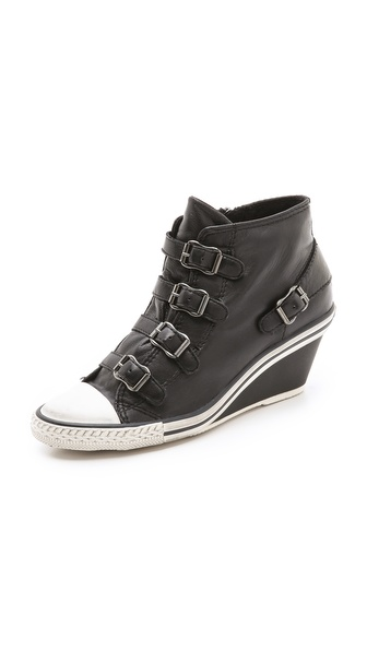 Ash Genial Ter Wedge Sneakers